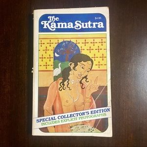 "Vintage Collector's Edition ""The Kama Sutra"""